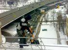 Уборка снега и наледи с крыши