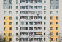 косметический ремонт фасада